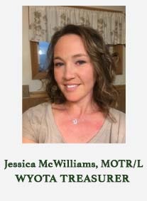 Jessica McWilliams, MOTR/L